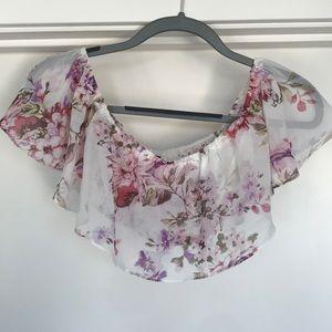 Windsor floral top